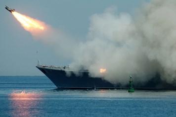 Nga phóng tên lửa từ Địa Trung Hải, 600 tên IS chết cùng lúc