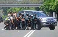 Liên Hợp Quốc ca ngợi an ninh Indonesia phản ứng nhanh