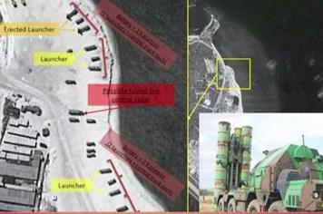 Trung Quốc đưa tên lửa đất đối không hiện đại đến Hoàng Sa