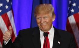 Donald Trump đặt một chân vào ghế Tổng thống Mỹ?