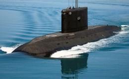 Siêu tàu ngầm Nga sẵn sàng tham chiến