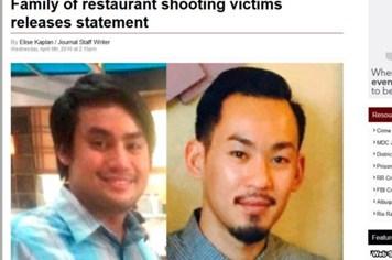 Thảm sát trong gia đình chủ nhà hàng Việt ở Mỹ