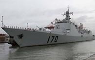 Trung Quốc tập trận với các nước có tranh chấp ở Biển Đông