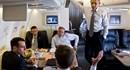 Hé lộ chi phí các chuyến công du nước ngoài của Obama