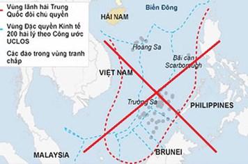 Phán quyết về Biển Đông: Trung - Mỹ đua nhau tìm hậu thuẫn