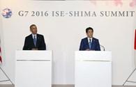 G7 sẽ buộc Trung Quốc tôn trọng phán quyết Biển Đông