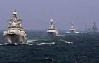 Nga-Trung tập trận ở Biển Đông sau phán quyết của Toà trọng tài?