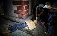 Philippines giết 300 tội phạm ma túy: Những hình ảnh sốc nặng