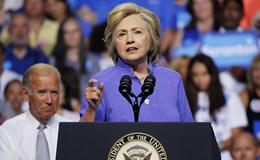 """Bà Clinton đe dọa """"bủa vây Trung Quốc"""""""