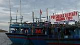 Tổng thống Philippines đích thân tiễn 17 ngư dân Việt Nam