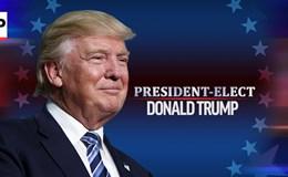 Donald Trump đắc cử tổng thống Mỹ