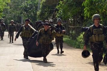 Giải cứu 6 thuyền viên Việt Nam nghi bị phiến quân bắt cóc ở Philippines