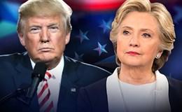 Càng kiểm đếm, bà Clinton càng hơn ông Trump phiếu phổ thông