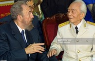 Cuộc gặp cuối cùng của Chủ tịch Fidel Castro và Đại tướng Võ Nguyên Giáp