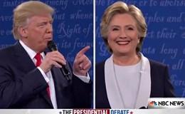 Bà Clinton là khách quý trong lễ nhậm chức của ông Trump