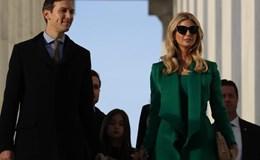 """Con gái Trump phủ nhận """"tiếm quyền"""" đệ nhất phu nhân của mẹ kế"""