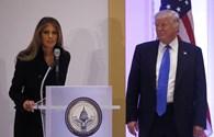 """""""Choáng"""" với bài phát biểu của tân Đệ nhất Phu nhân Mỹ"""