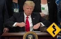 Những quyết sách của Tổng thống Trump sau 2 tuần nhậm chức