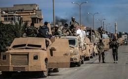 Nga - Syria sắp mở đợt oanh tạc mới vào Palmyra