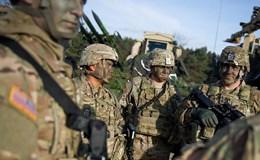 Mỹ điều nghìn quân và vũ khí đến sát cửa ngõ Nga