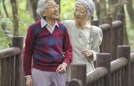 Chuyện tình yêu đẹp của Nhà vua Nhật Bản và Hoàng hậu
