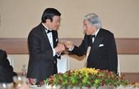 Con cá bống và tình cảm tốt đẹp của Nhật Hoàng với Việt Nam