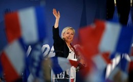 Ứng viên cực hữu Pháp tuyên bố không nhận tiền của Nga