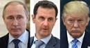 """Mỹ cáo buộc Tổng thống Putin """"che đậy"""" cho Assad"""