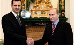 Nga bị ép chấm dứt hỗ trợ Tổng thống Syria Assad