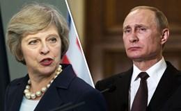 Kremlin: Quan hệ Nga-Anh chưa bao giờ tệ đến thế