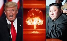 Ông Trump úp mở việc Mỹ phá hủy vụ thử tên lửa của Triều Tiên