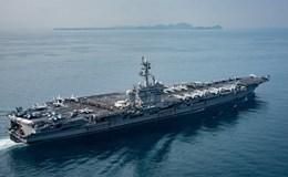 Nhóm tàu sân bay Mỹ chưa hề khởi hành đến Triều Tiên