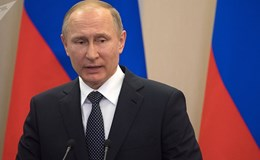 Tổng thống Putin nói về âm mưu can thiệp vào Nga từ bên ngoài