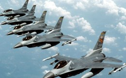 Vùng an toàn Syria cấm máy bay Mỹ và liên quân