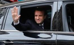 """Châu Âu """"thở phào"""" vì người Pháp chọn Tổng thống Macron"""