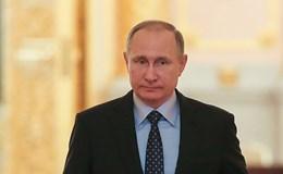 Ông Putin kêu gọi tân Tổng thống Pháp gạt bỏ hoài nghi với Nga