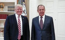 Ông Trump tiếp Ngoại trưởng Nga sau khi sa thải Giám đốc FBI