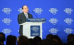 Thủ tướng Nguyễn Xuân Phúc dự Diễn đàn WEF ASEAN