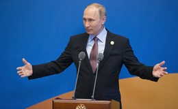 Tổng thống Putin: Nga - Trung đang đi đúng hướng