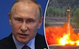 Tổng thống Putin cảnh báo các nước ngừng hăm dọa Triều Tiên