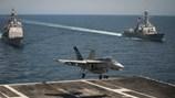 Hải quân Mỹ mở rộng hạm đội tàu chiến cạnh tranh Nga-Trung