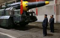 Nga không có lý do dù nhỏ nhất để sợ tên lửa Triều Tiên
