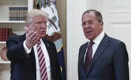 Tổng thống Putin lên tiếng vụ Trump tiết lộ tin mật cho Nga