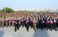 Triều Tiên trọng đãi chuyên gia tên lửa như anh hùng