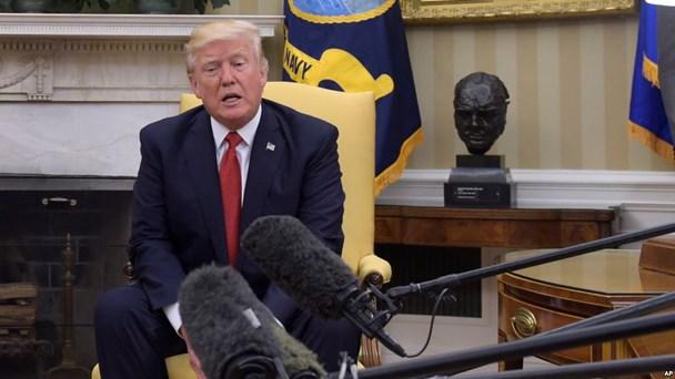 Tổng thống Trump. (Ảnh: AP)