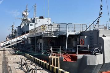 Kỳ hạm của Hải quân Ukraina bị loại ngay sau khi sửa chữa