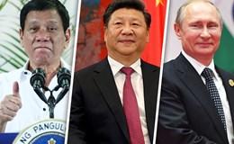 Philippines muốn đẩy nhanh mua vũ khí của Nga - Trung Quốc