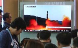 Triều Tiên tuyên bố sẵn sàng triển khai tên lửa đạn đạo vừa phóng thử
