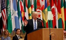 Tổng thống Donald Trump kêu gọi Hồi giáo đoàn kết chống khủng bố trong cuộc chiến thiện-ác