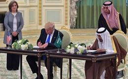 """Israel """"ngồi trên lửa"""" vì hợp đồng vũ khí khủng Mỹ - Saudi Arabia"""